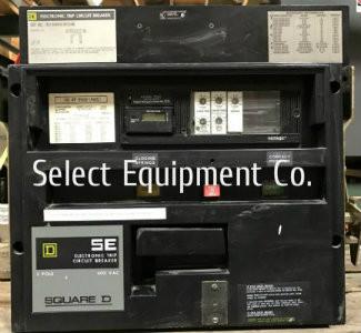 SEF36800LSI 800 amp frame 800 amp trip, Square D SEF insulated case circuit breaker