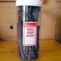 Hickory Smoked Jerky - 3/4 lbs.