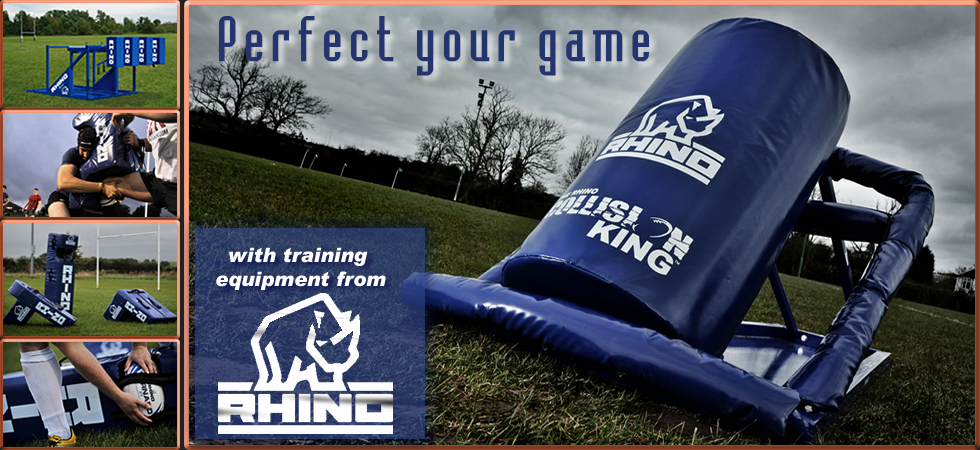 Rugby Training Aids from Rhino