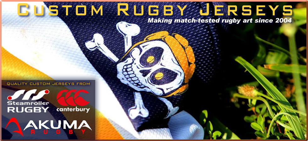 Rugby Art from Steamroller Rugby Supply