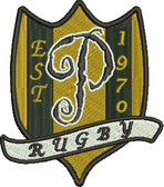 Purdue Rugby Patch