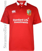 CCC British & Irish Lions Vapodri Classic Jersey, Red