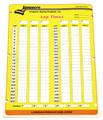 Lap Timing/Race Scoring Sheets - Longacre 22525