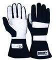 Crow Standard 2-Layer Nomex Driver Gloves - CROW 11700