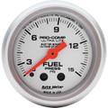 "Autometer Ultra-Lite 2-1/16"" Fuel Pressure Gauge  w/ Isolator - ATM4313 - click for more info"