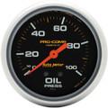 "Autometer Liquid Filled Oil Pressure -ATM5421 2-5/8"" - click for more info"