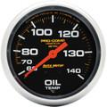 "Autometer Liquid Filled Oil Temperature - ATM5441 2-5/8"" - click for more info"
