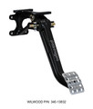 WIL340-13832  Brake Pedal - Dual MC - Swing Mount - 7:1 - click for more info