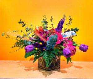 The Blush Bouquet