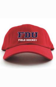 FDU Field Hockey Hat