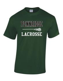 Pennridge Women's Lacrosse Cotton Tee