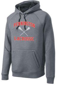 Pennington Lacrosse Hooded Sweatshiirt