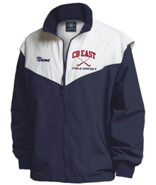 CB East Field Hockey Full Zip Jacket