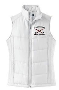 Pennington Field Hockey Puffy Vest
