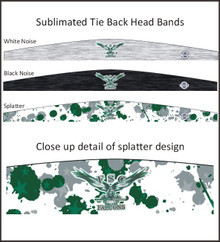 FSC Field Hockey Custom Tie-Back Head Bands