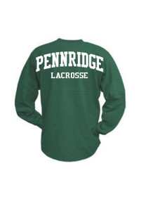 Pennridge Women's Lacrosse Custom Spirit Tee