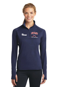 CB East Field Hockey Performance 1/4 Zip