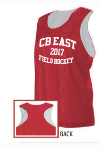 CB East Field Hockey Reversible Racer Back