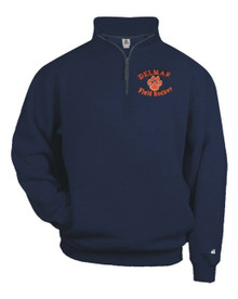 Delmar HS Field Hockey 1/4 Zip Sweatshirt