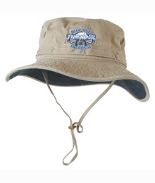 Deep Run Thunder Lacrosse Boonie Hat