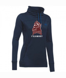 FDU Field Hockey UA Funnel Neck Hood