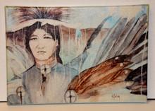 Person Canvas Print