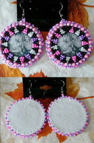 Marilyn Monroe & Audrey Hepburn Earrings
