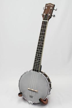 Goldtone Tenor Banjo Ukulele + Hardshell Case