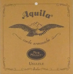 Aquila Tenor Low G Ukulele String Set