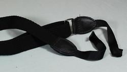 """SOULDIER Ukulele Strap """"Black"""""""
