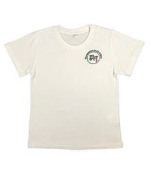 MST white PE T shirt