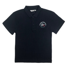 MST navy polo shirt