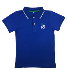 TIS unisex short-sleeved polo shirt: 3 colours