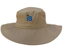 TIS sun hat (age 4-10) - compulsory wear from Spring break to Fall break
