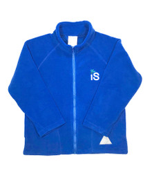 TIS fleece jacket: 2 colours