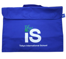 TIS ecobag - compulsory for all TIS students in grades K1 - G4