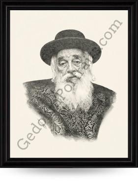 Vizhnitzer Rebbe - Rav Moshe Yehoshua Hager