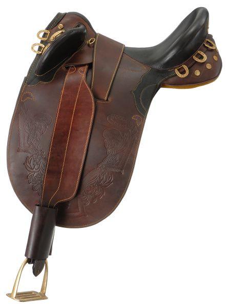 Australian Outrider Collection Stockman Bush Rider W O Horn