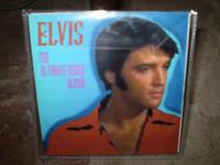 Elvis Presley,The Ultimate Remix Album CD,club,dance music,Very Rare
