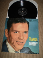 Frankie and Tommy Vinyl LP,Sinatra,Dorsey,1940's Swing Jazz,RD-27069