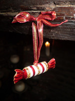 Gorgeous Crystal Ceramic Christmas Tree Cracker Hanging decoration