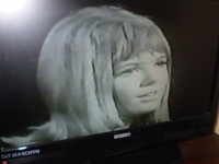 The Very Best Of 1960's Marianne Faithfull DVD.