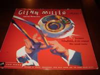 Original Film Soundtracks 1959 Rare  Vinyl Jazz LP,Glenn Miller,Top Rank RX N3004