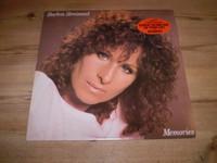 Memories Vinyl LP album,Barbra Streisand,Lovely condition