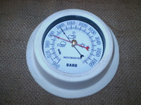 English Westminster Exterior Garden Barometer,Can be used indoors too.