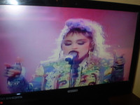 Madonna Live in Concert 1985 DVD,1980's Pop music