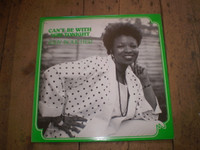 Can't Be With You Tonight Vinyl LP Album Judy Boucher,1986 Near Mint Soul Record.