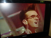 Morrisey of The Smiths