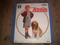 Rare Vintage Video Disc,Annie,Albert Finney