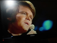 "Glen Campbell performing his great hit "" By the Time I get to Phoenix"""